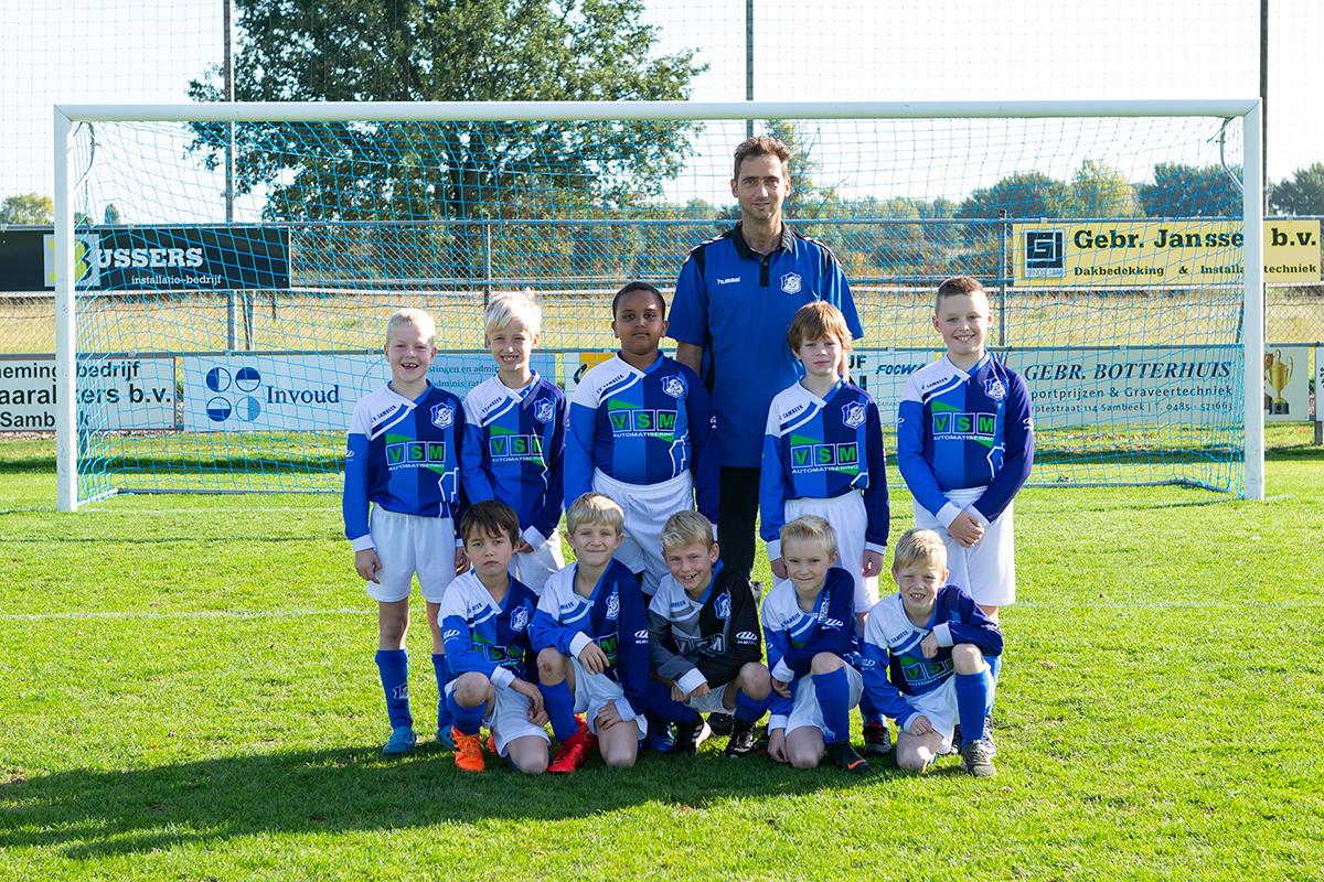 Sambeek JO9-1 (2018-2019)